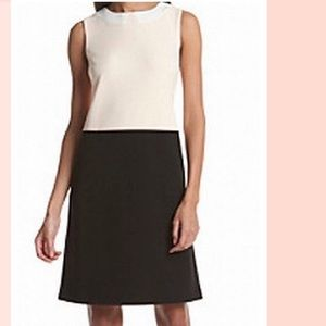 Tommy Hilfiger Dress Color Block Sheath Career NWT